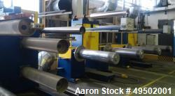 Used- Commodore Technologies Ltd. (Bloomfield, NY) PSP foam sheet extrusion line