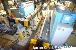 "Used- Cincinnati Milacron 91"" Wide Sheet Line. Consisting of the following components. (1) 6"" screw diameter Apex Single scr..."