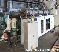 "Used- 54"" Wide Gloucester Sheet Line consisting of the following:  3.5"" Gloucester extruder, 32:1 l/d, electrically heated, ..."