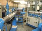 Used-Battenfeld Co-Extrusion Sheet Line, capacity PP 260 kg/h, PS 290 kg/h, overhauled in 2010. Comprised of (1) Battenfeld ...