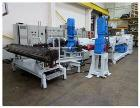 "Used- 2950mm (116.1"") Wide Davis Standard Co-Ex Sheet Extrusion Line. 150mm (5.90"") Davis Standard extruder, 115mm (4.5"") Co..."