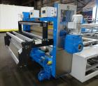 Used- Welex 3 Roll Sheet Stack, Model 18x18x18x72