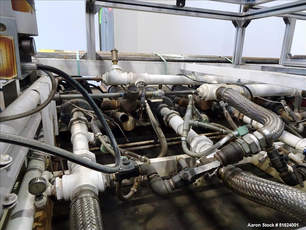 Used- Welex 3 Roll Sheet Stack