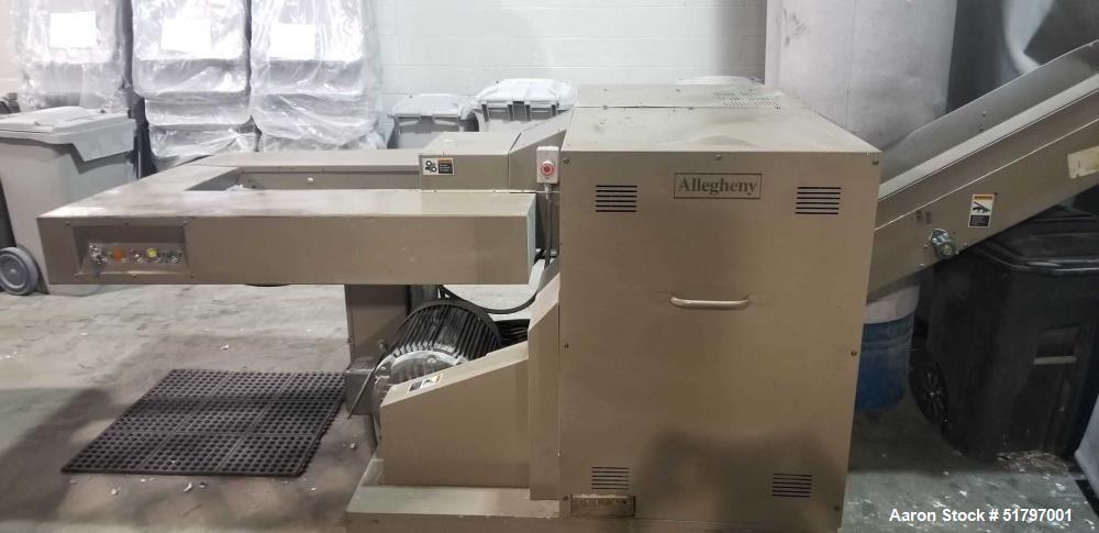 Used-Allegheny Paper Shredder