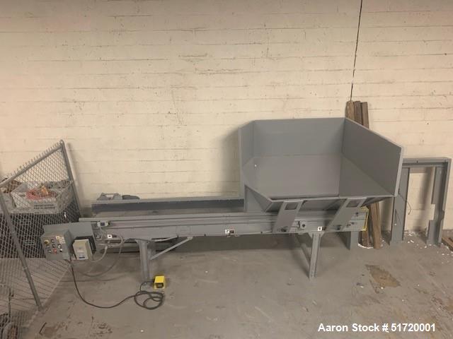 Used-Amerishred Shredder; Model AMS-2500