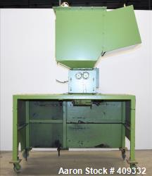 Used- Dual Rotor Shredder