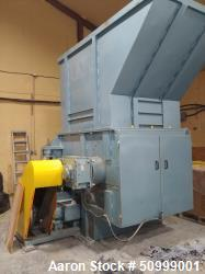 Used-Avian Single Shaft Shredder