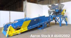Used- Holzmag Shredder, Model 1400