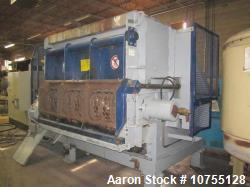 Used- Lindner Model MS2000-S, Super Micromat Single Shaft Vari-Speed Shredder.
