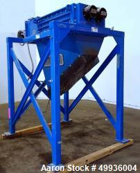 Used- SSI Dual-Shear Shredder, Model M55E.