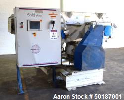 Used- Vecoplan Shredder, Model RG52/100SWU Short.