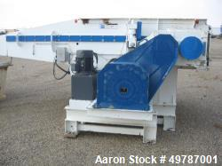 Used- Vecoplan RG62/150 SPK FF Film and Fiber Single Shaft Shredder, Film and Fiber Rotor – 15? Diameter – 150 HP motor 480 ...