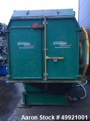 Used- Vecoplan VAZ 160/125 SL Single Rotor Shredder.