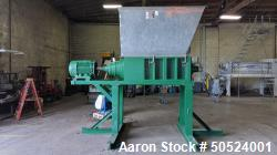 Used- Mercodor GmbH Shredder, Model ZM 54.
