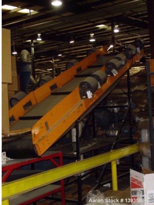 "Used-1997 Nelmor Shredder/Granulator Combo. Nelmor SH2525, 25"" x 25"" cutting chamber area, 20 hp, dual rotor with auto rever..."