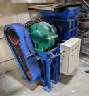 Used- Zhengzhou Huahong Double Shaft Shredder