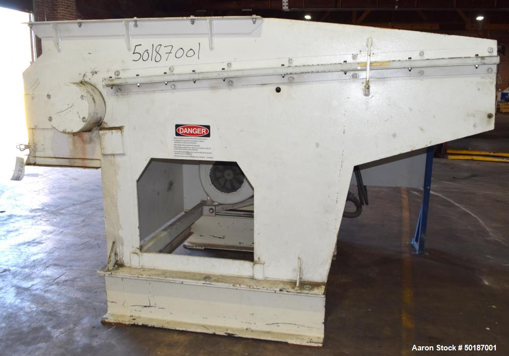 Used- Vecoplan Shredder, Model RG52/100SWU Short.