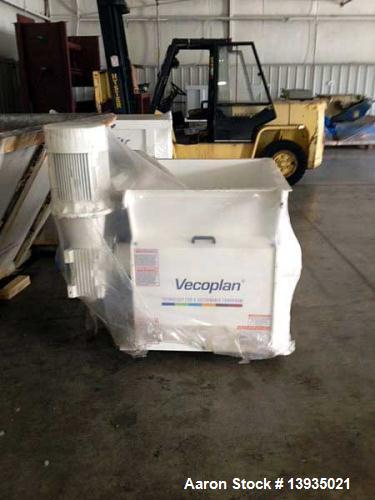 Used- Vecoplan RG32/20 Single Rotor Shredder