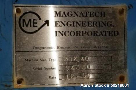 Used- Magnatech Grinder