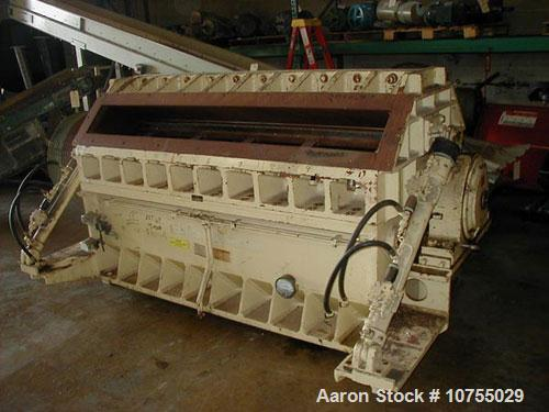 Used-Condux Granulator, Model OS650/200III-A