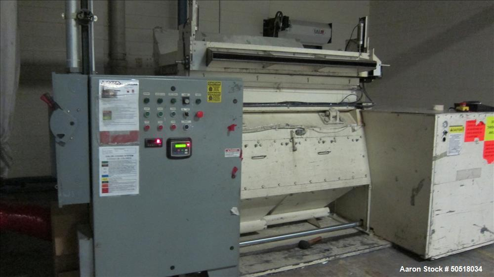 Used- Cumberland Granulator, Model 1462.