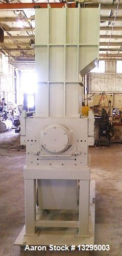 Used- Cumberland Granulator, Model 24