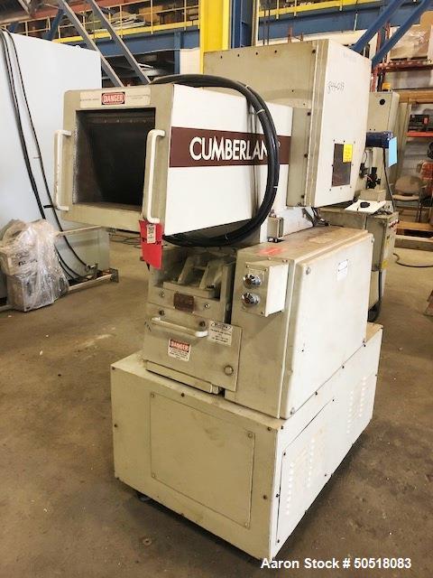 Used - Cumberland Granulator, Model 284