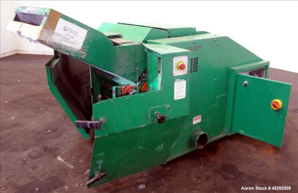 Used- Cumberland Sheet Grinder, Model 1628X