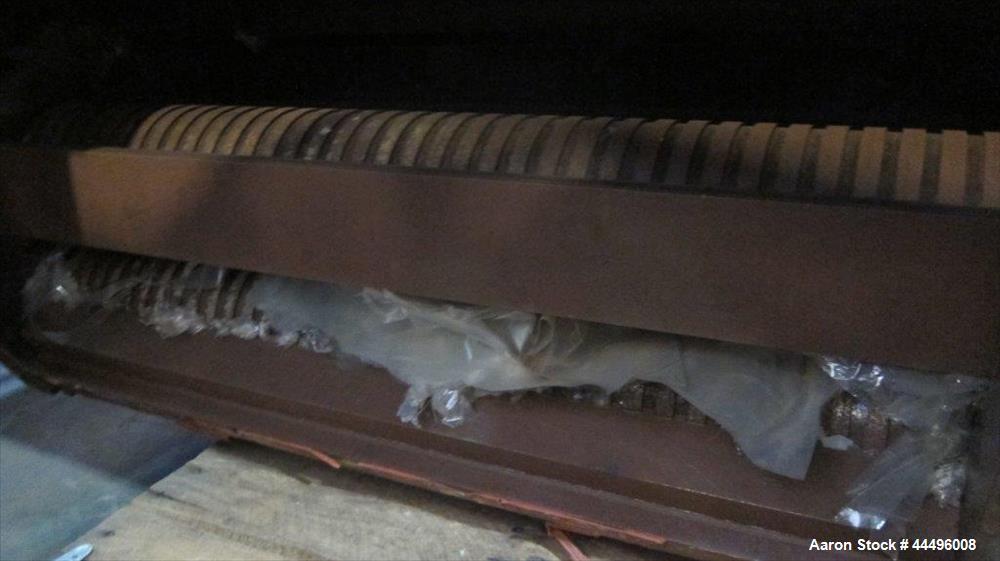 Used- Cumberland Granulator, Model 18 x 37