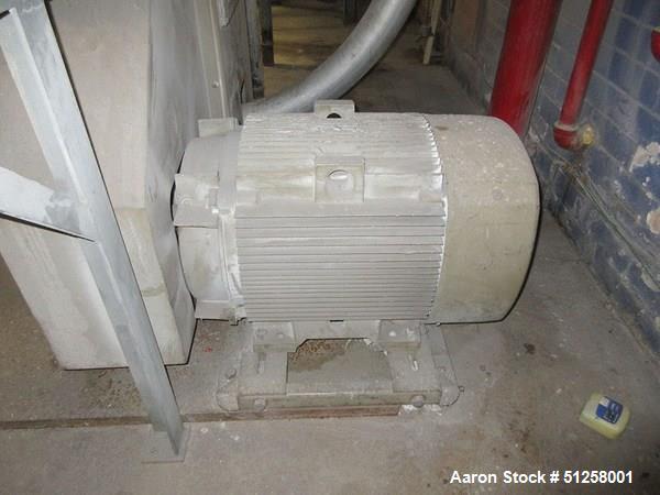 Used- Cumberland Granulator, Model 50B-5KN