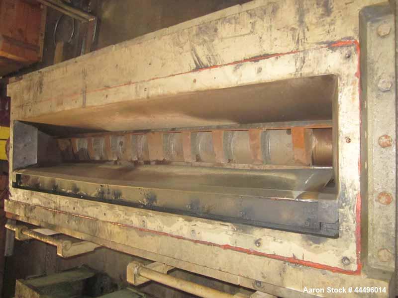 "Used- Cumberland Granulator, 20"" x 72"""