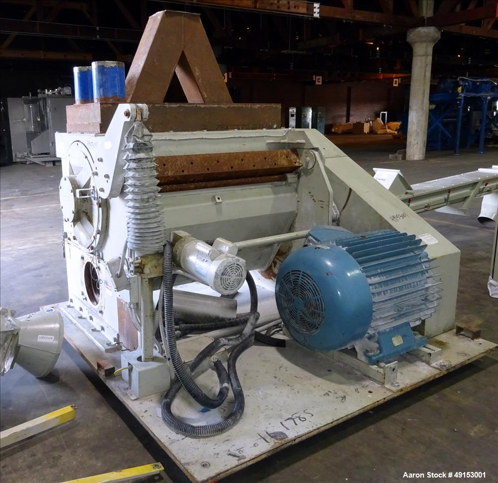 Used- Cumberland Granulator, Type X 1400
