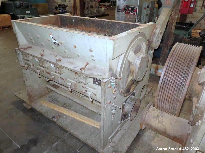 Used- Cumberland X-Series Granulator, Model X1400.