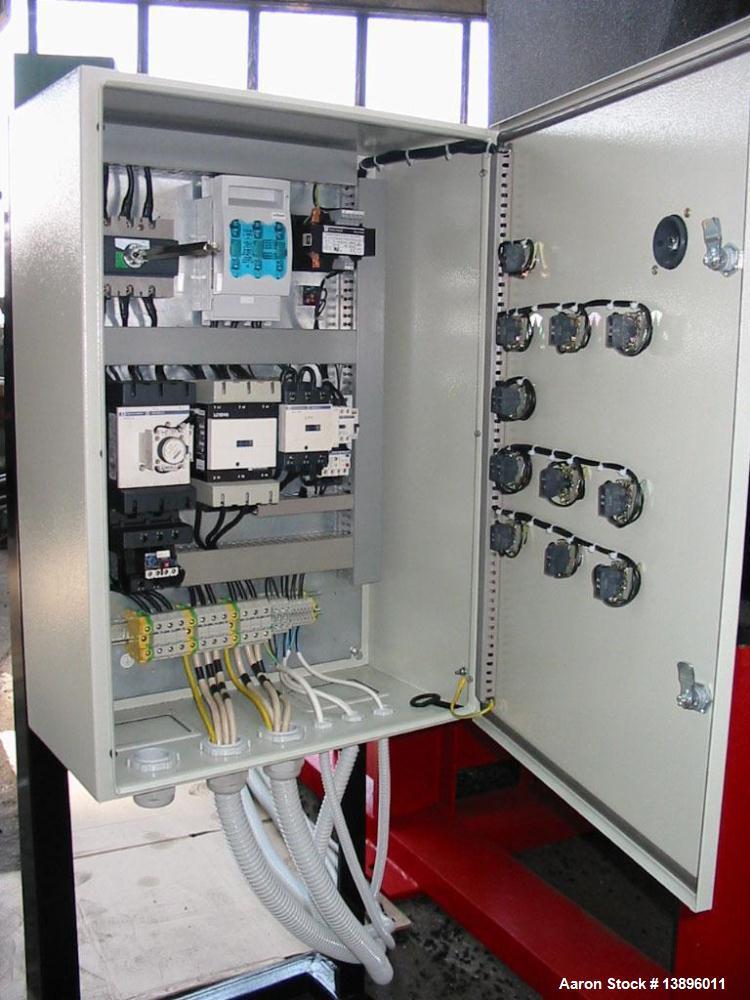 Unused- Desislava Granulator, model 500/800