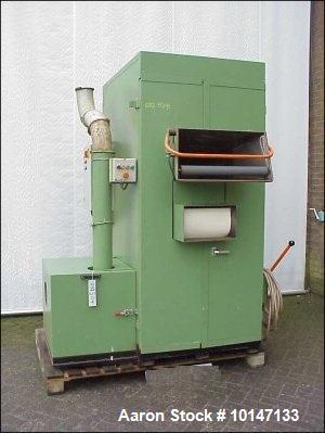 Used-Dreher Type S 26-41 Granulator