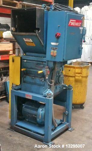 Used- Foremost Granulator, Model HSFG-1116