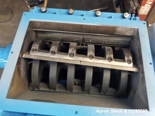 Used- Herbold Granulator, Model SML 60/100