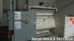 Used-CUMBERLAND GRANULATOR MODEL 1462 GRAN-3KN, 3 KNIFE, SERIAL 84550-81005, INCLUDES BLOWER AND 10HP BALDOR MOTOR