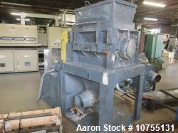 Used- Cumberland Model 3715h Hog Granulator.