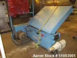 Used- Cumberland Model 56T sheet fed granulator