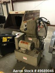 Used- Cumberland Granulator, Model 8X122KN. Open rotor, approximate 5hp motor, drawer discharge. Serial# 72400-88634. Machin...
