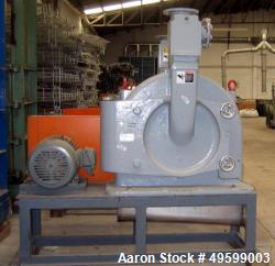 Used- Hosokawa Alpine Mill, Model UPZ500. Series LFH257725007 / 37566.2. 30 HP Motor, 460 Volt.