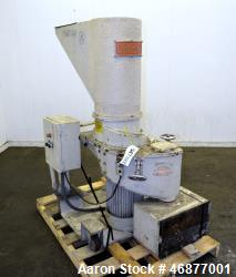 "Used- Seishin Enterprise Orient Cutter Type Mill, Model VM-32, Carbon Steel. Approximately 7-1/2"" wide x 12"" diameter 3 bolt..."