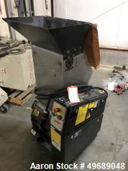 Used- Rapid Granulator, Model 614-SRE. Closed rotor, 3.5hp motor, set up for blower discharge. Serial# 310-5195W. Machine# G...