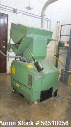 Used-Rapid Granulator Model F-14, SN 59365.001, Year 2004