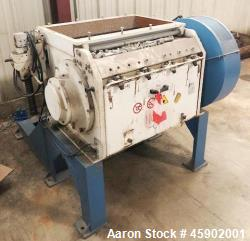 Used-Tria Granulator, Type DN 80-49.