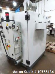 Used- Tria Model TRK5030 Feed Roll In Feed Granulator