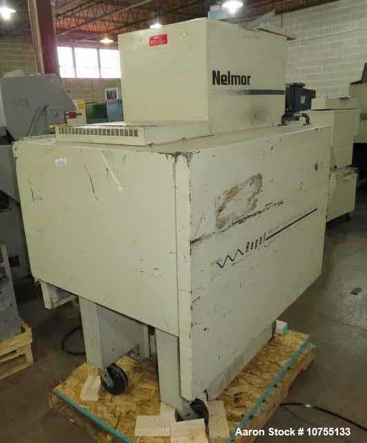 Used- Nelmor Granulator, Model RG1215P1