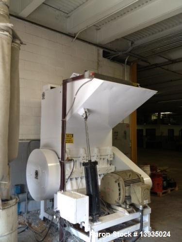 Used- Rapid Granulator, Model 2442-RS
