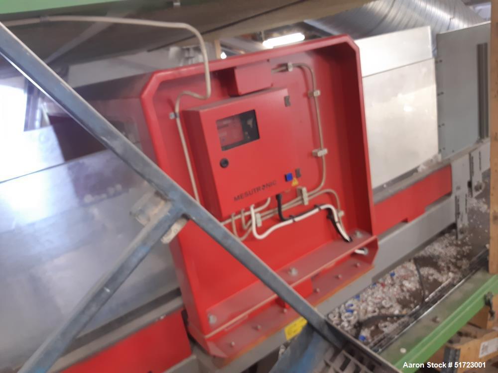 Used-Rapid GK 1000 Granulator